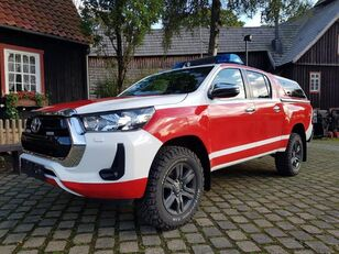 новая пожарная машина TOYOTA Hilux 2,8 D4-D