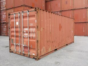 контейнер 20 футов 20ft Seecontainer Lagercontainer Schiffscontainer Stahlcontainer