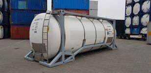 танк-контейнер 20 футов KLAESER Танк-контейнер 20 футовый 26 м. куб