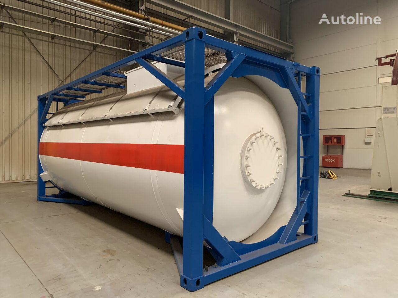 новый танк-контейнер 20 футов T50-245 / T50-245.1
