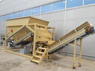 новый асфальтный завод SUMAB NEW TECHNOLOGY! ES-15 COLD Asphalt Mixing Plant