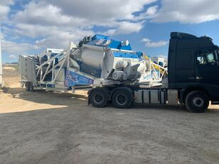 новый бетонный завод PROMAX محطة خلط الخرسانة المتنقلة M120-TWN (120 م 3 / ساعة)