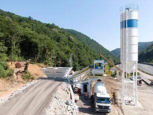 новый бетонный завод PROMAX Planta de Hormigón Móvil M100-TWN (100m³/h)