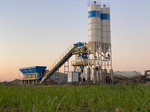 новый бетонный завод PROMAX Stationary Concrete Batching Plant S130-TWN