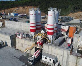 новый бетонный завод SEMIX LES CENTRALES À BÉTON FIXES Stationnaire 200