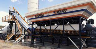 новый бетонный завод SEMIX  Mobile 60 S4 MOBILE CONCRETE BATCHING PLANTS 60m³/h