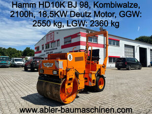 комбинированный каток HAMM HD 10 K Kombiwalze