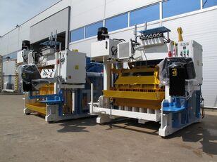 новое оборудование для производства бетонных блоков SUMAB E-6 (2000 blocks/hour) Movable block machine