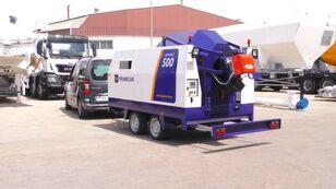новый ресайклер FRUMECAR Asphalt Recycler 500